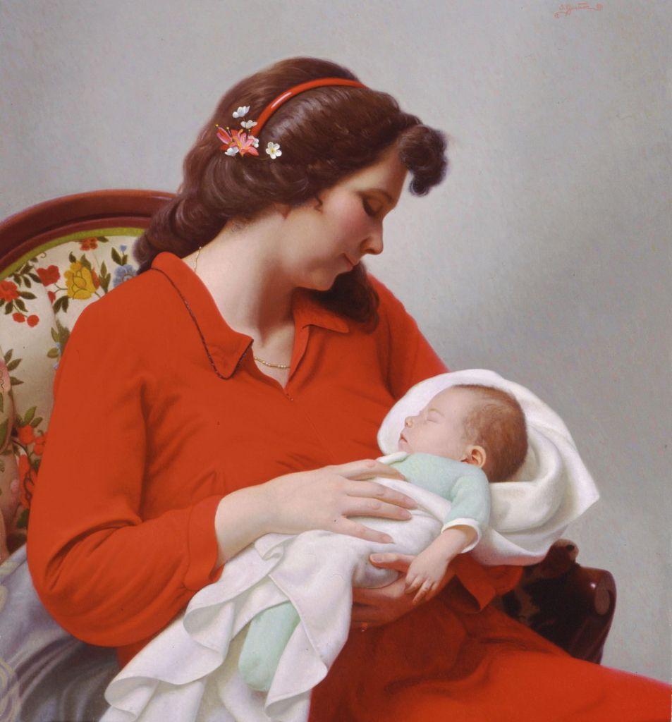 The Newborn by Stephen Gjertson
