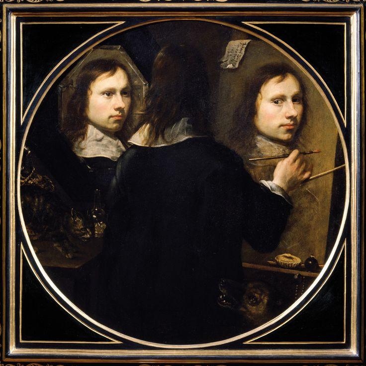 Self Portrait by Johannes Wumpp