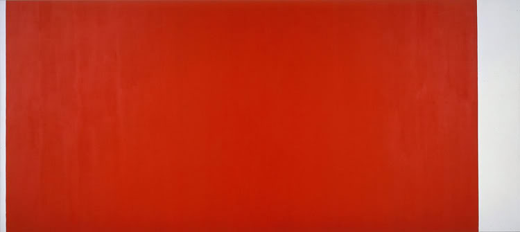 Anna's Light by Barnett Newman