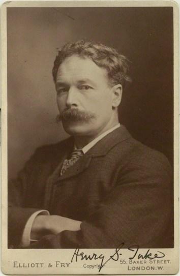 Henry Scott Tuke PhotoGraph