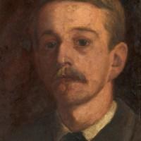 Self Portrait by Edward Stott
