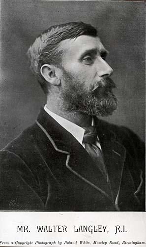 Walter Langley Photograph