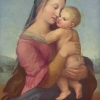 Tempi Madonna by Raphael