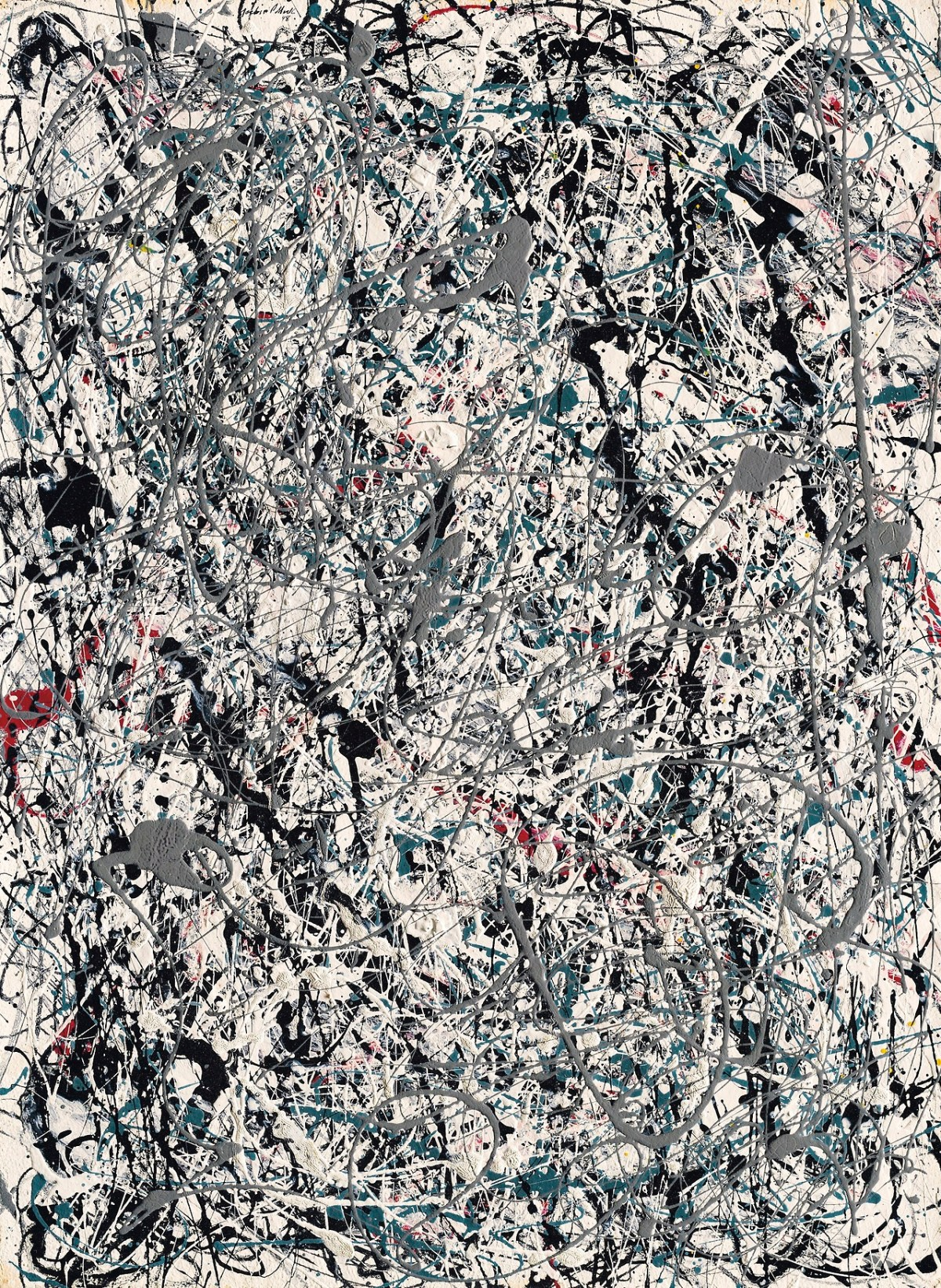 Number 19, 1948 by Jackson Pollock