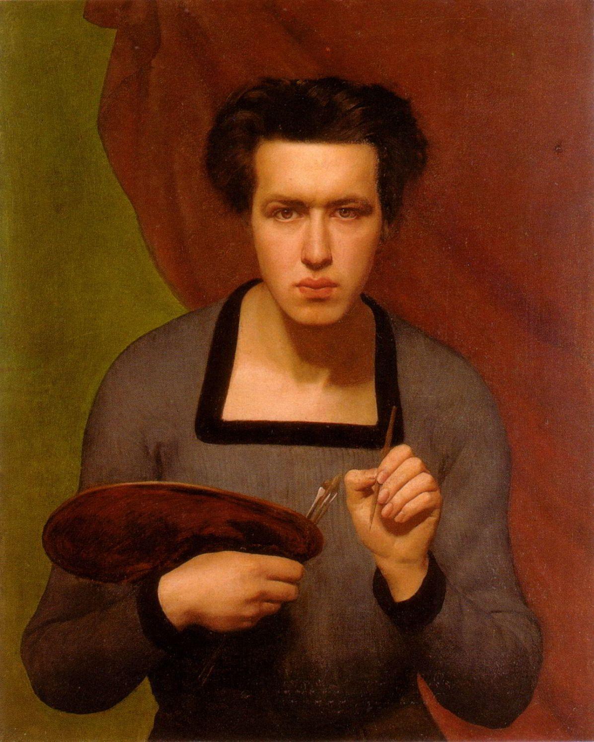 Anne-Francois-Louis Janmot