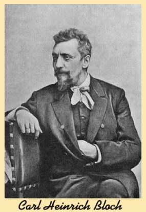 Carl Heinrich Bloch photo