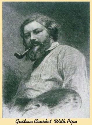 Gustave Courbet photos