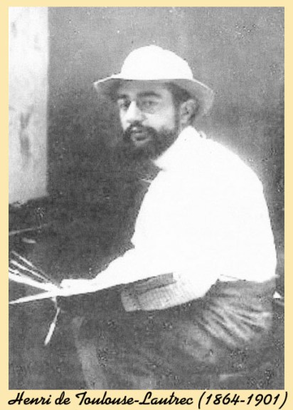Henri de Toulouse-Lautrec photos