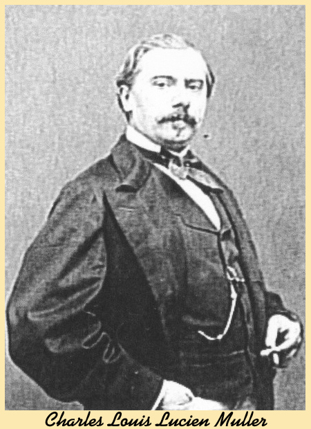 Charles Louis Lucien Muller