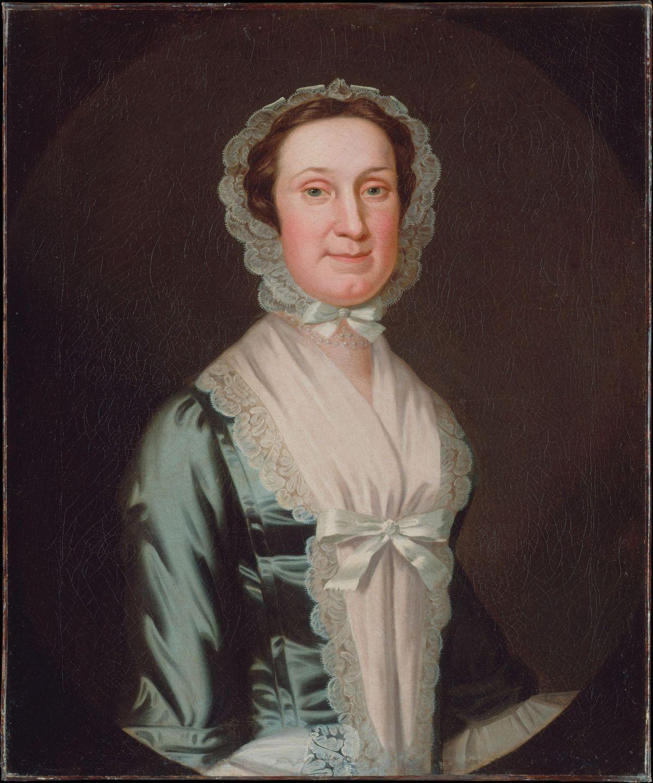 Mrs. Joseph Reade by John Wollaston