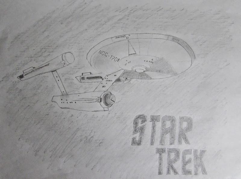 Stak Trek by Alex Banman