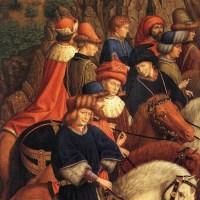 The Just Judges by Jan van Eyck