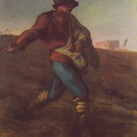 The Sower by Jean-François Millet