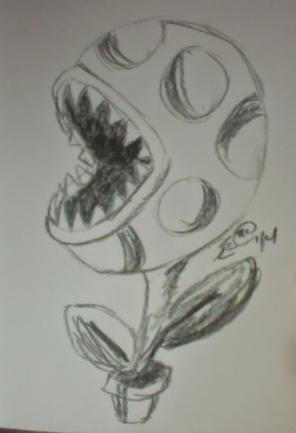 Venus Flytrap by Sami Smile