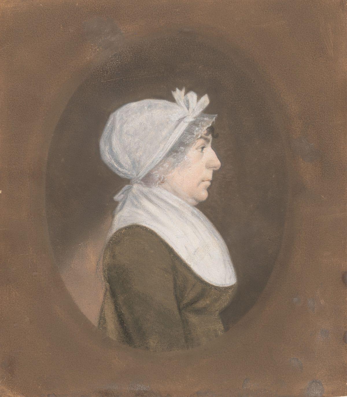 Dorothea Hart by James Sharples