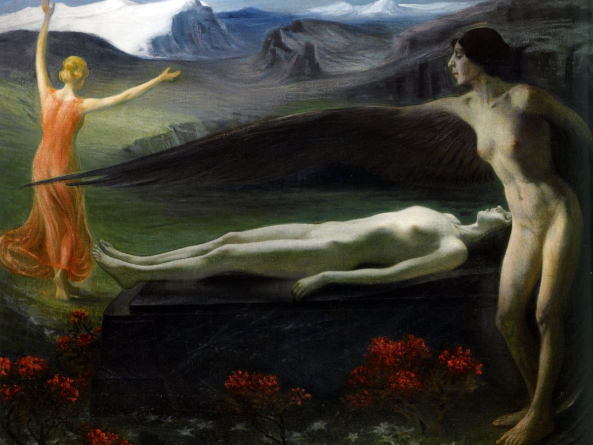 Into Eternity by Paul Schad Rossa