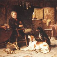 A Rest Well Earned by James Clarke Waite