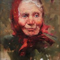 Babushka by Jeffrey Watts