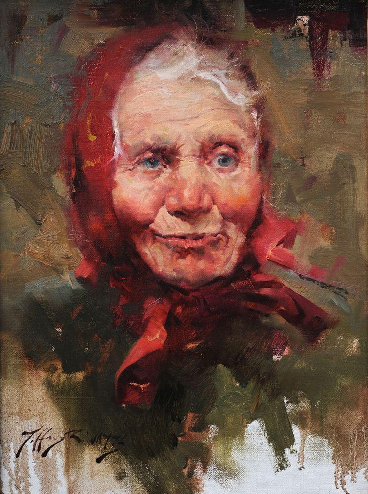 Babushka by Jeffrey Watts