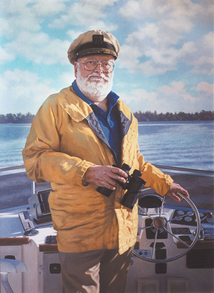 Dan Cowan by Richard Wheeler Whitney