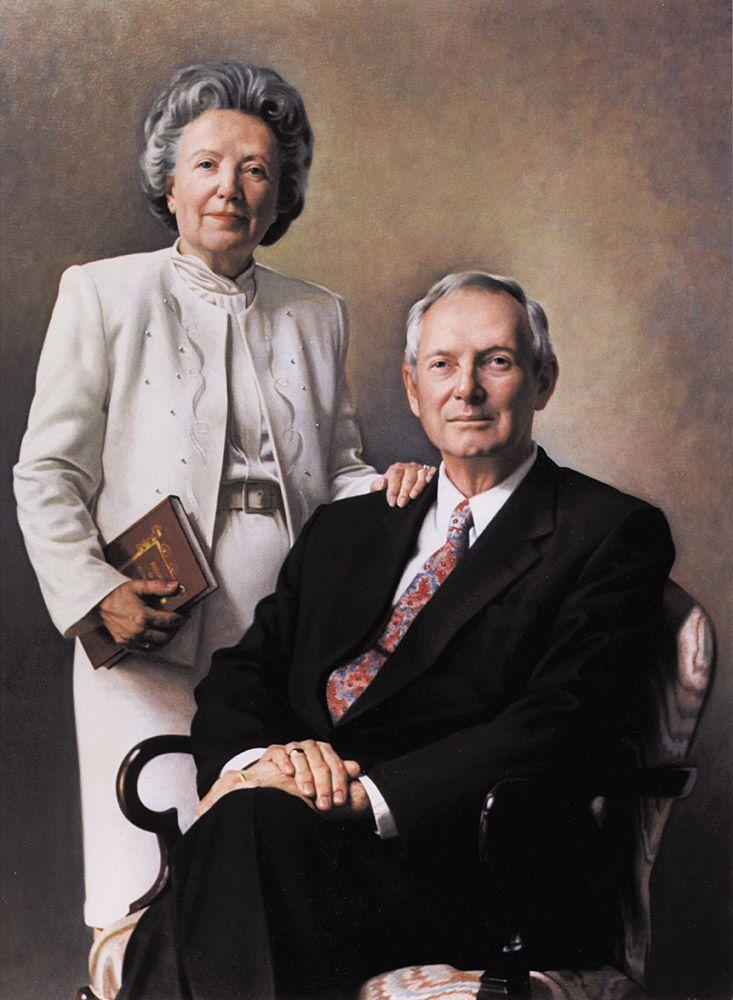 Dean and Roberta Smith by Richard Wheeler Whitney