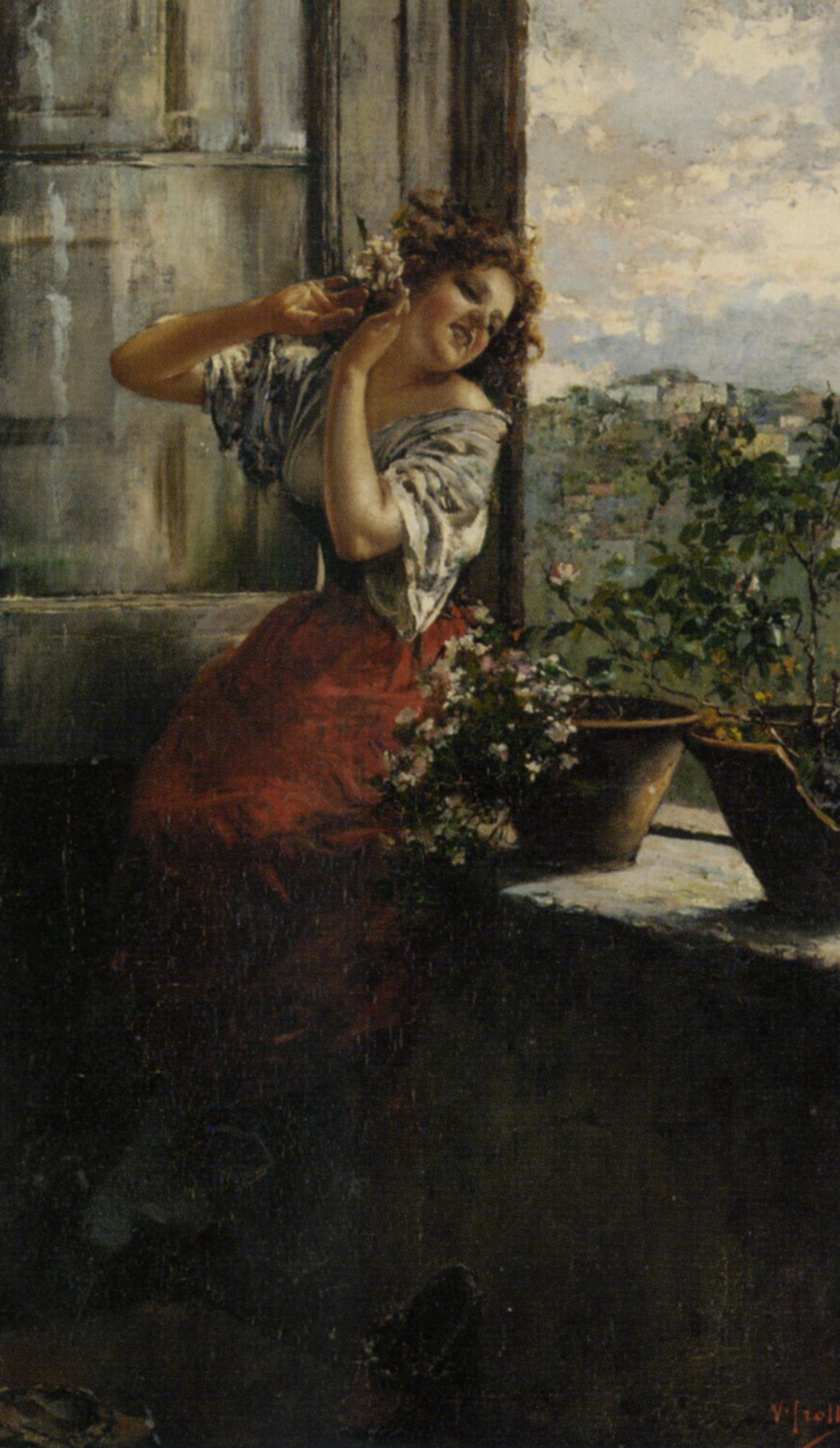Distant Thoughts by Vincenzo Irolli
