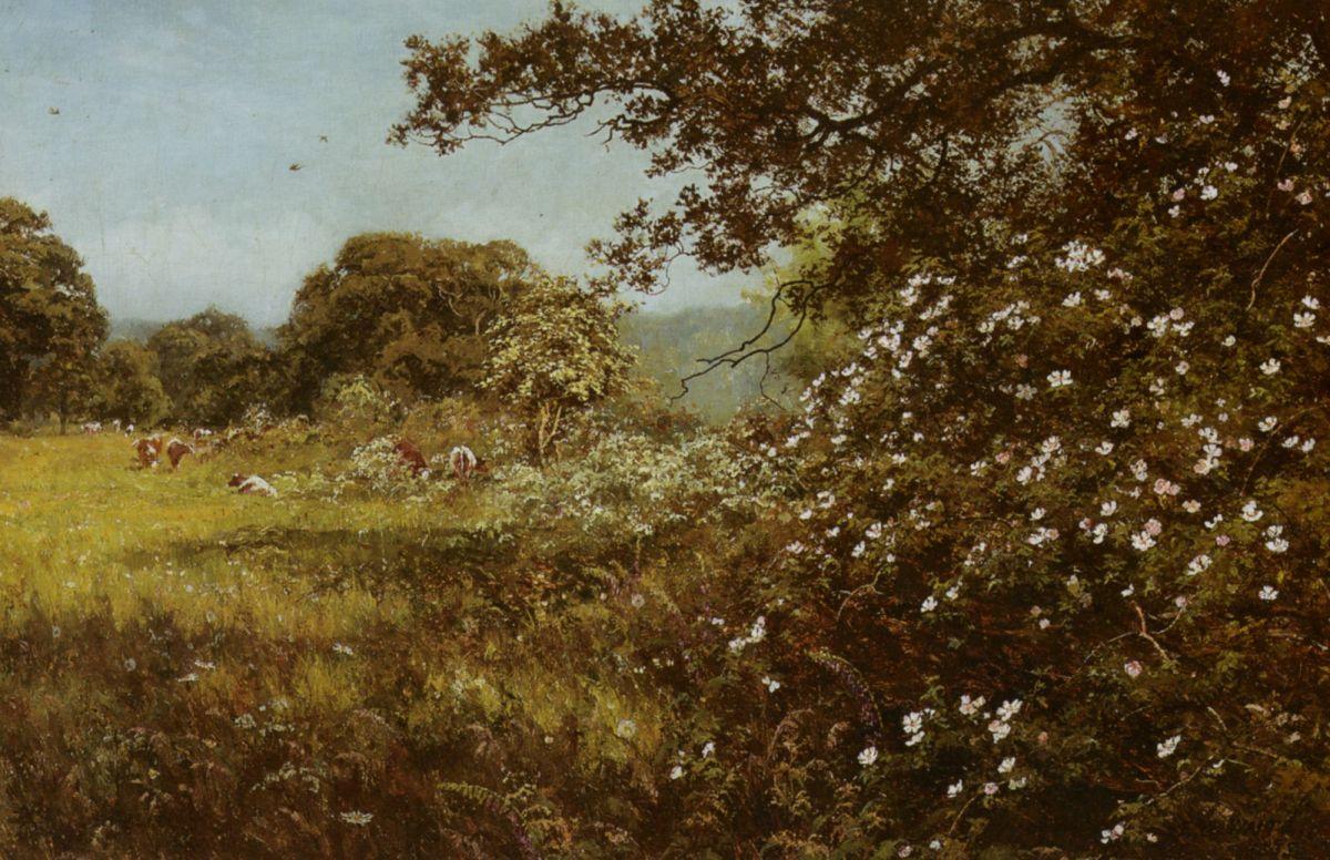 Early Summer by Edward Wilkins Waite