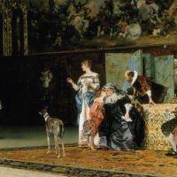 Grandmothers Visit by Francesco Vinea