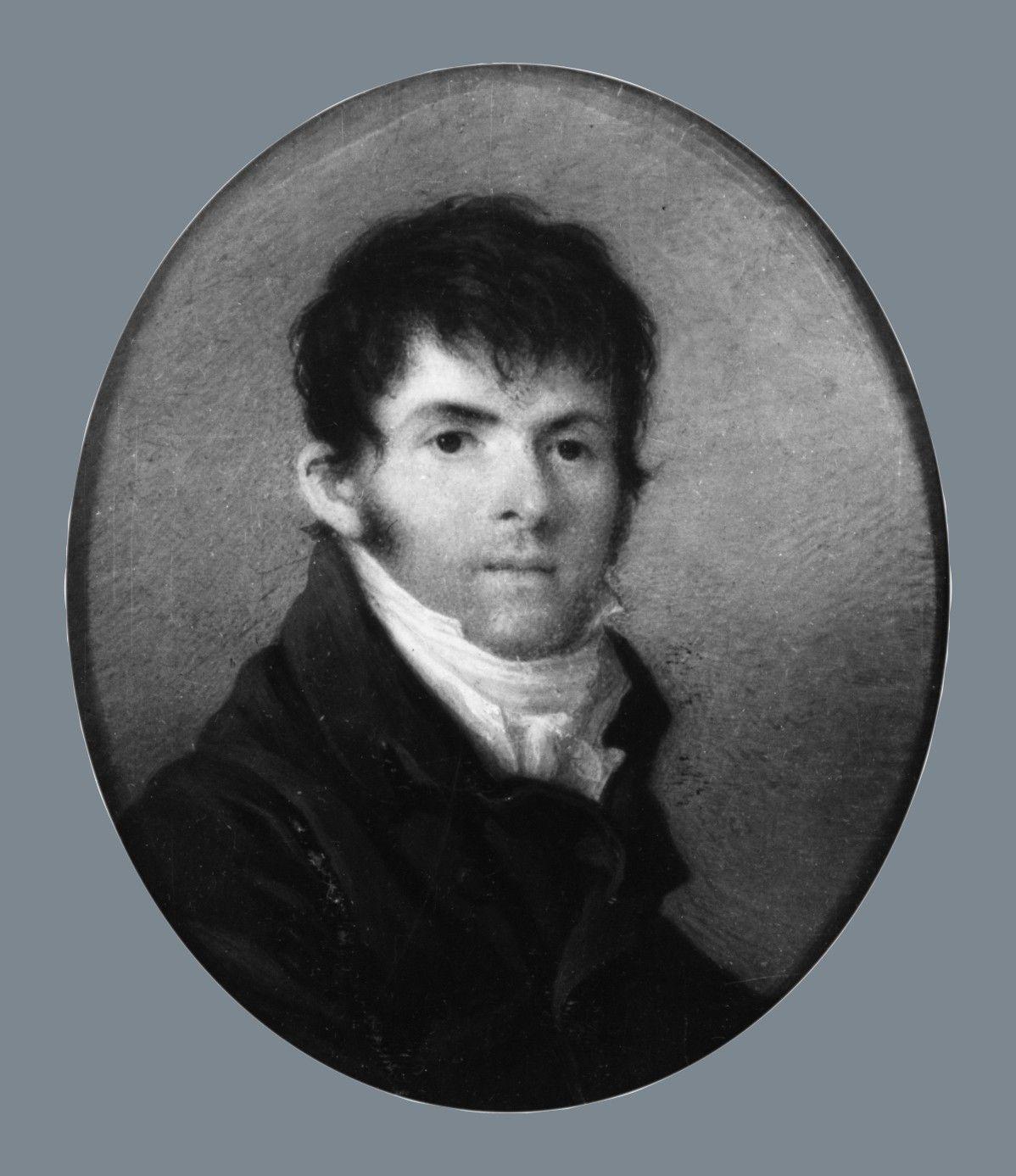 Joseph Dugan by Joseph Wood