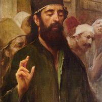 L'iman by Fausto Zonaro