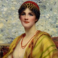 Leonora by William Clarke Wontner