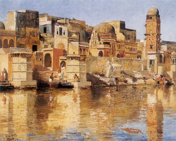 Muttra by Edwin Lord Weeks