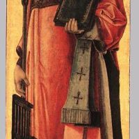 St Lawrence the Martyr by Bartolomeo Vivarini
