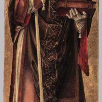 St Nicholas of Bari by Bartolomeo Vivarini