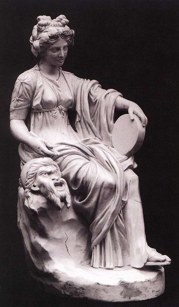Thalia by Giovanni Volpato