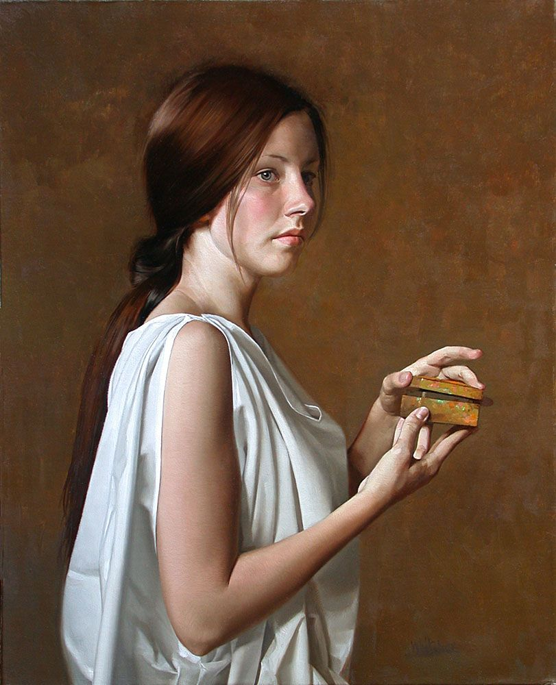 The Secret by William Whitaker
