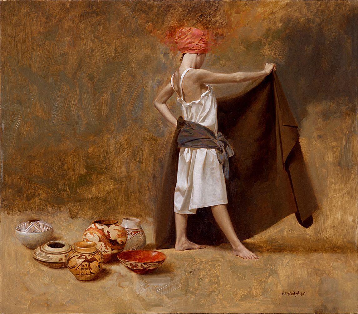 Treasure by William Whitaker