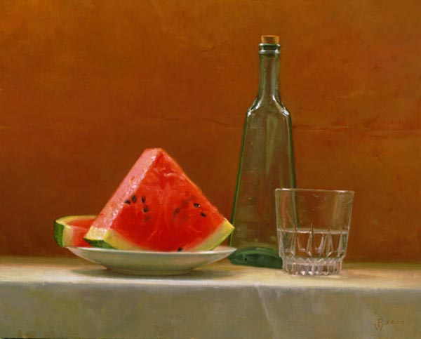 Watermelon by Patricia Watwood