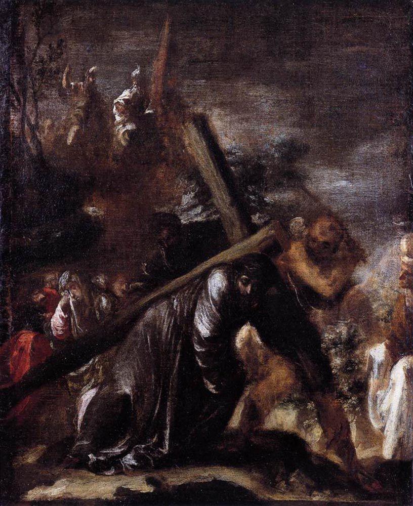 Carrying the Cross by Juan de Valdes Leal