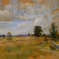 Connecticut Landscape by John Twachtman