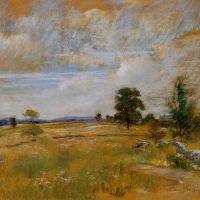 Connecticut Landscape by John Twachtman