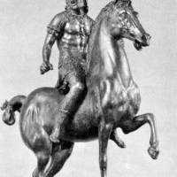 Mounted Warrior by Il Riccio