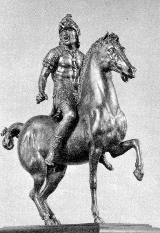 Mounted Warrior by Il Riccio