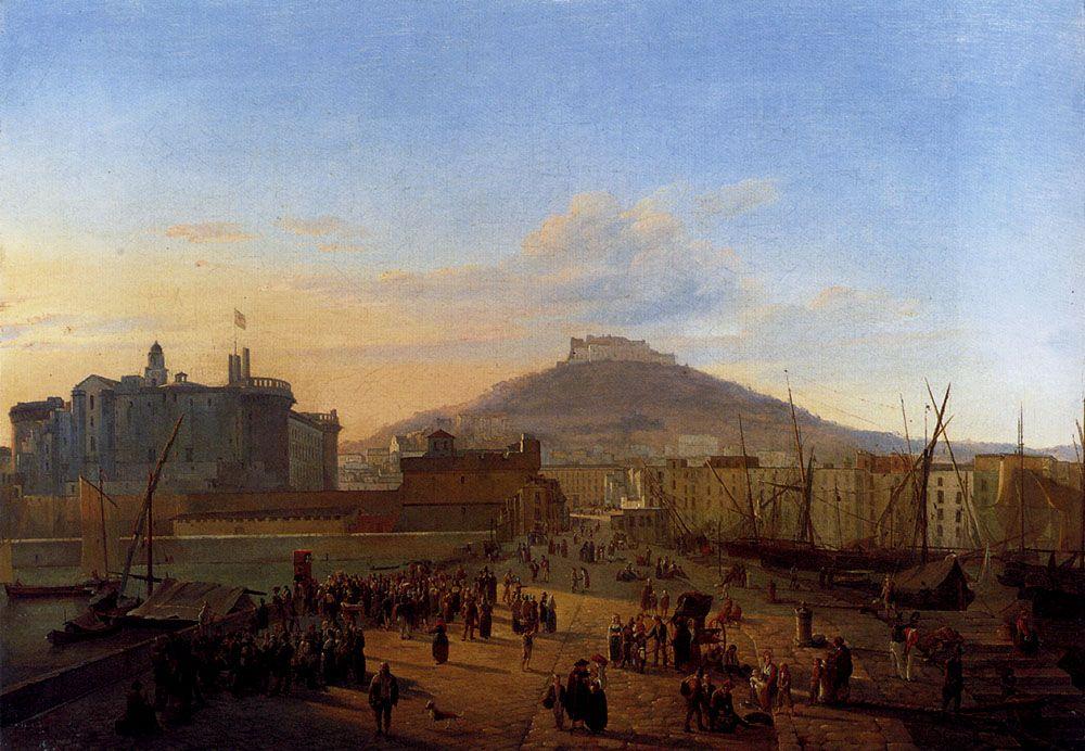 Napoli da Toledo by Frans Vervloet