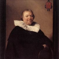 Portrait of Anthonie Charles de Liedekercke by Johannes Cornelisz. Verspronck