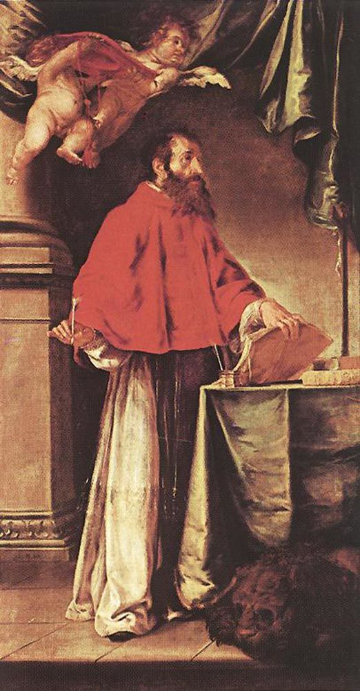 St Jerome by Juan de Valdes Leal