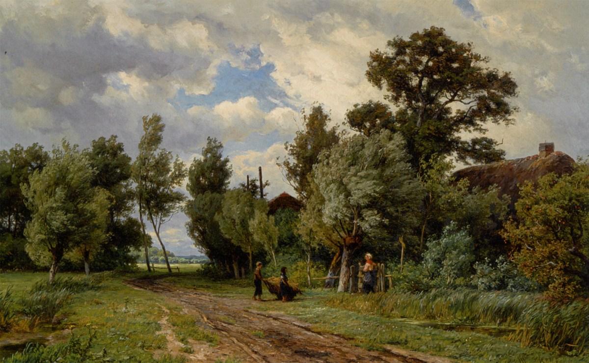 The Conversation by Jan Willem Van Borselen