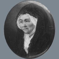 Mary Birch (Mother of the Artist) by William Russell Birch
