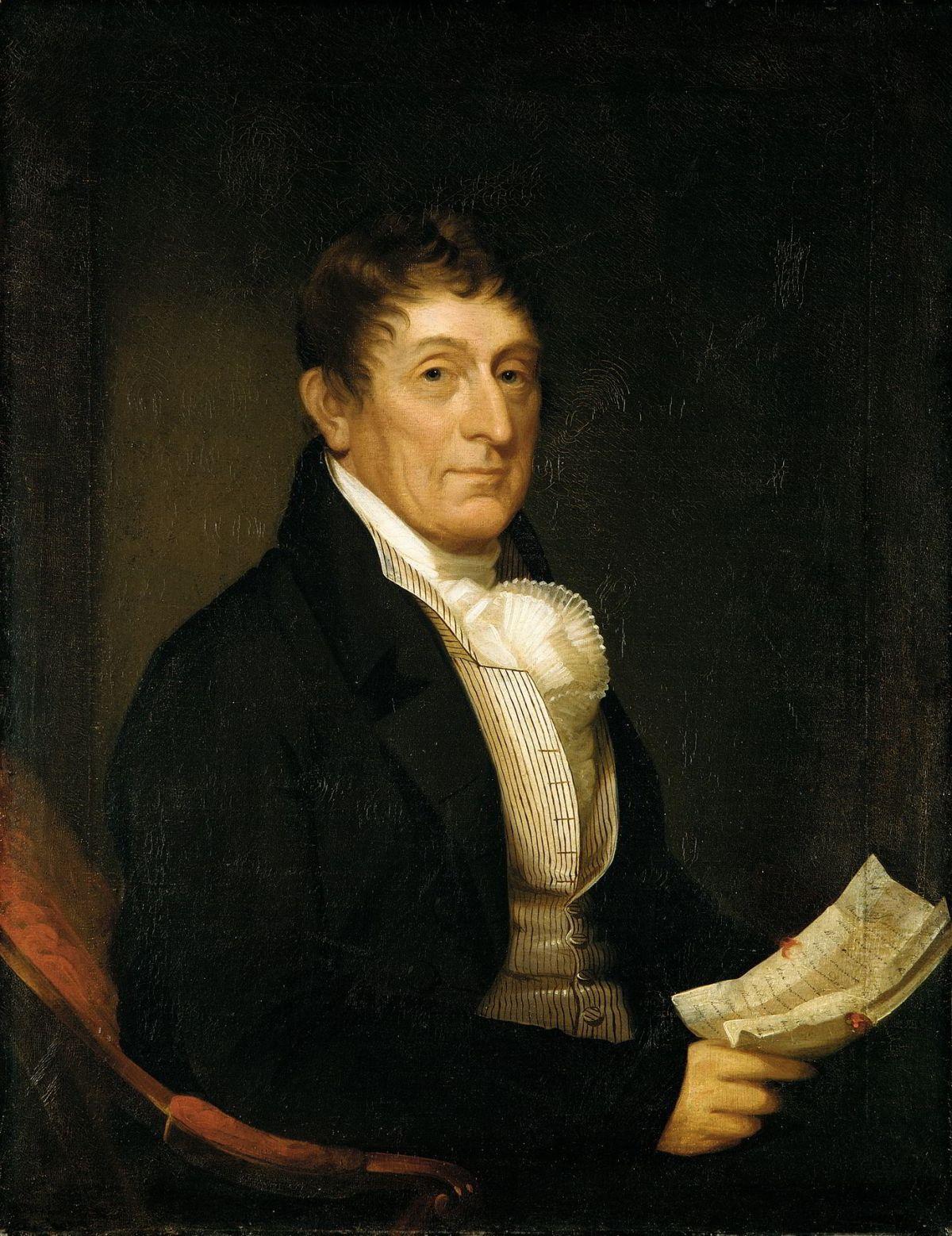Philip Van Cortlandt by Ezra Ames