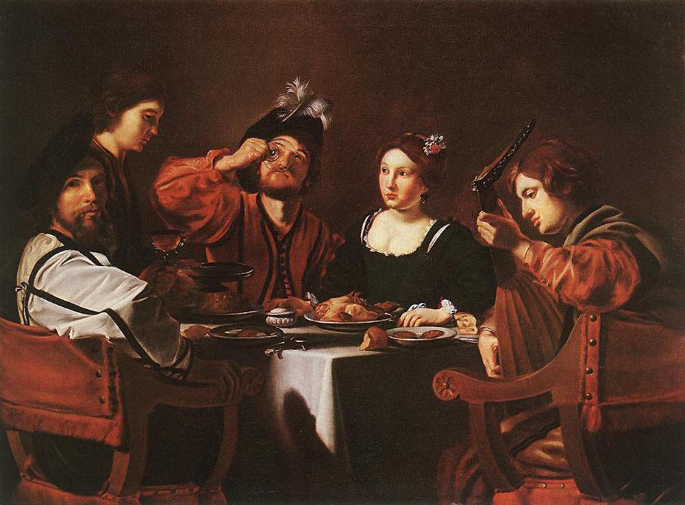 Merry Company by Nicolas Tournier